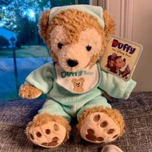 DUFFY WALT DISNEY WORLD OFFICIAL PARK BEAR
